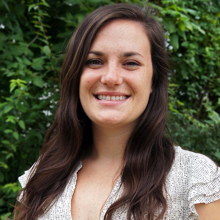 Grace Kroeger, Programs & Development Specialist