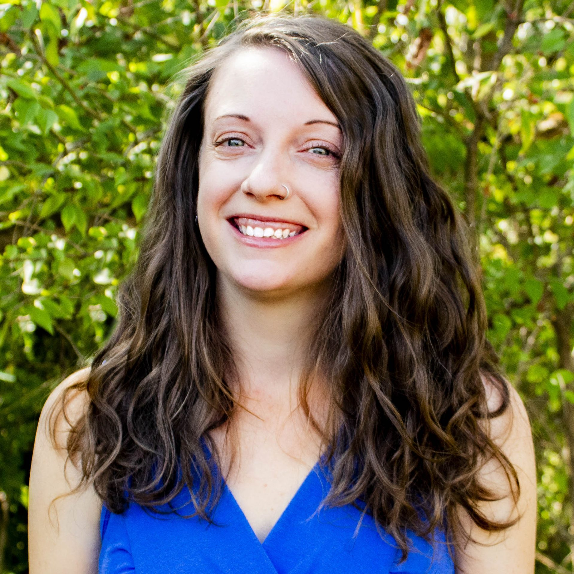 Meggan Loveland, Programs & Communications Coordinator