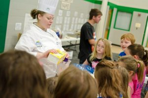 Chef Kathryn McGushin, CDC Community Leader of the Year