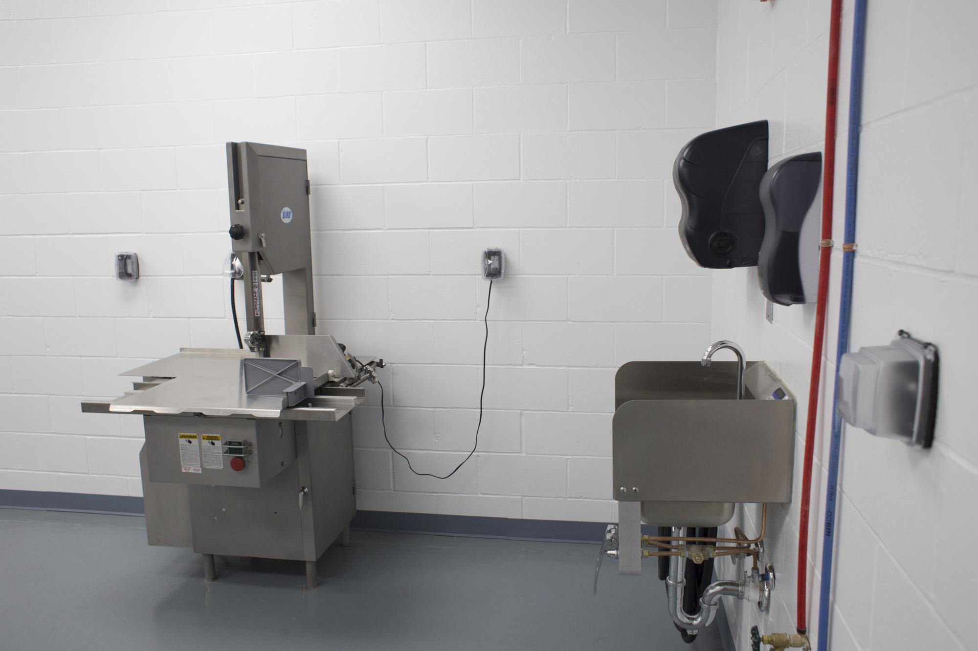 food processing facility