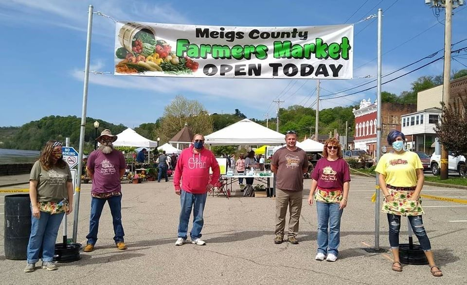 Meigs County Farmers Market — Season Two