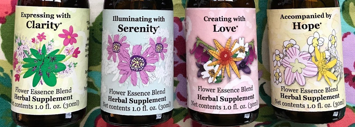 Briarwood Studios Flower Essences: Supporting Balance and Transformation
