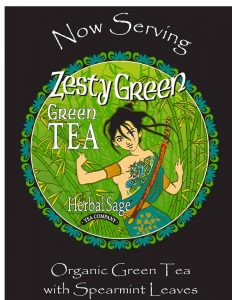 Herbal Sage Tea Company