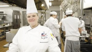 Chef Kathryn McGushin, CDC Community Leader of the Year